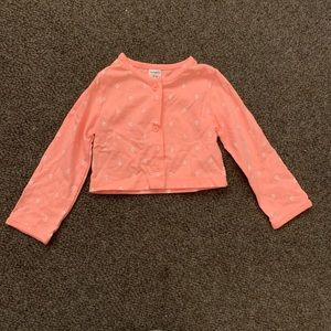 Carter's Anchor Cardigan (24M) - Like New!